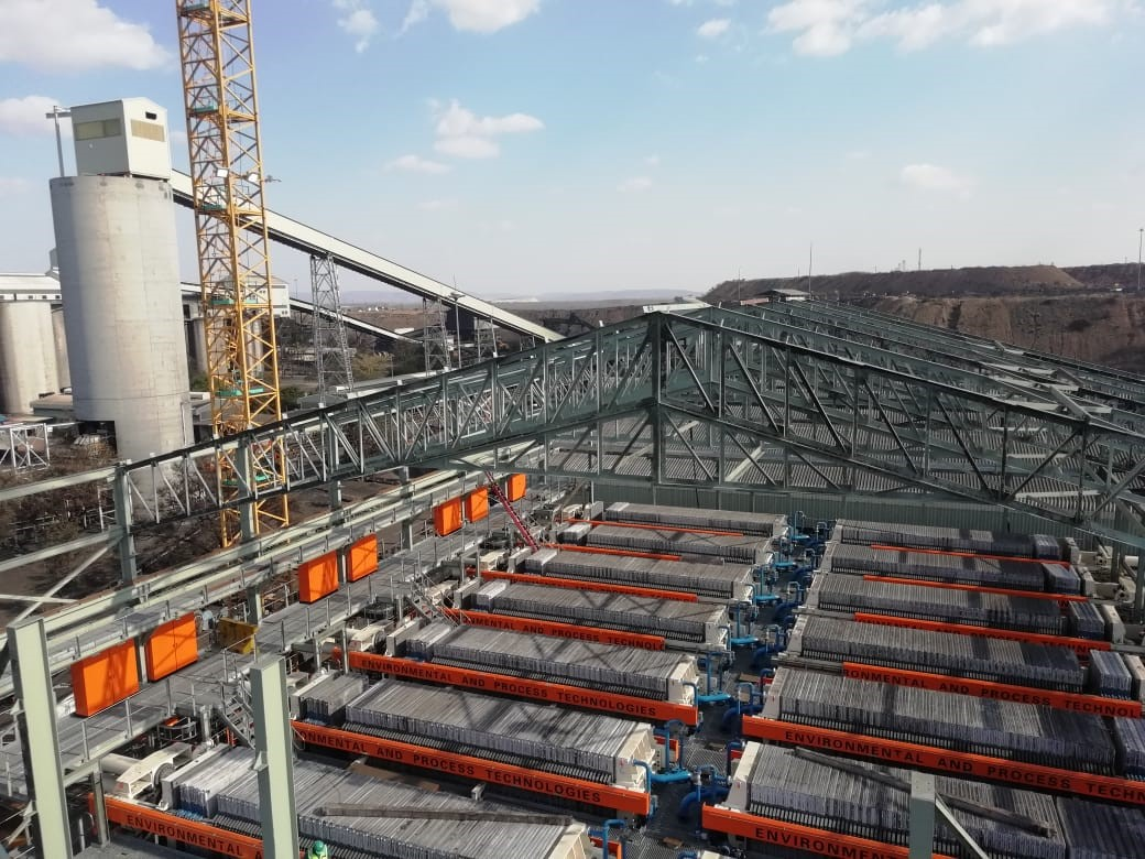 Coming Soon – 670 tph Tailings Dewatering Plant